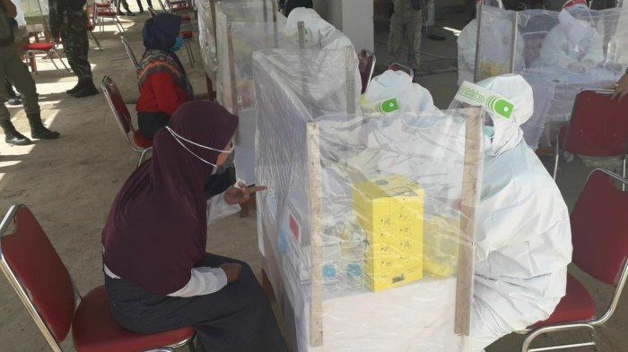 BREAKING NEWS : Penonton Rhoma Irama di Bogor Jalani Rapid Test Massal Hari Ini