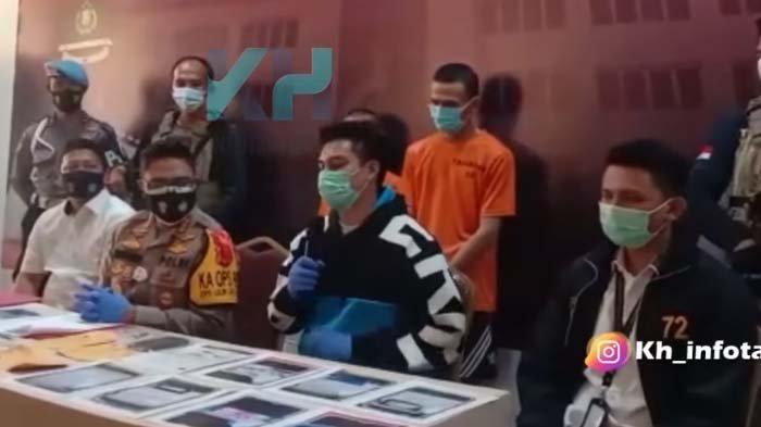 Raup Puluhan Juta, Penipu Giveaway Tertunduk saat Ketemu Baim Wong: 'Niat Baik Saya Disalahgunakan'