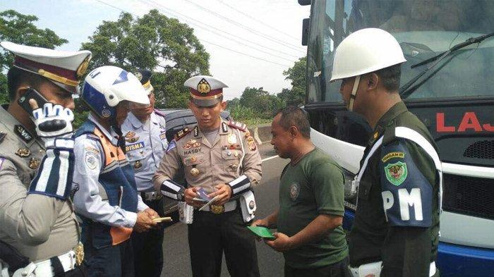 Mulai H-4 Lebaran 2018, Polres Bogor Bakal Razia Bus Yang Akan Lintasi Jalur Puncak