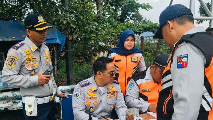 Razia Dishub Kota Bogor, Puluhan Angkot Kedapatan Belum Uji KIR