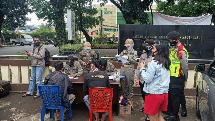 Tak Pakai Masker, 19 Warga Bogor di Denda Rp 50 Ribu