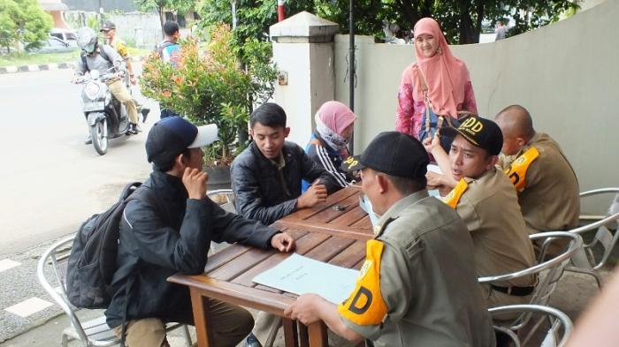 Berkeliaran Saat Jam Kerja, 27 PNS Terjading Razia Satpol PP Kabupaten Bogor