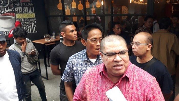 Singgung Prabowo Saat Bahas Surat Cekal Rizieq Shihab, Mantan Jubir TKN Diskak Presenter TvOne