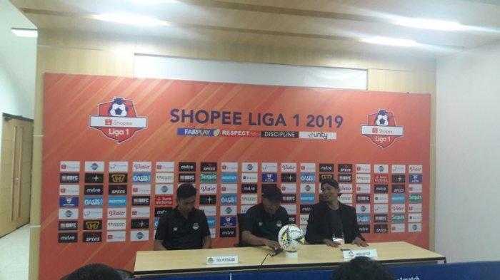 Pertahankan Rekor Bagus, Rahmad Darmawan Puji Pemain PS Tira Persikabo