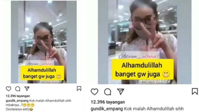 Reaksi adik Adit Jayusman usai Ayu Ting Ting batal nikah disorot