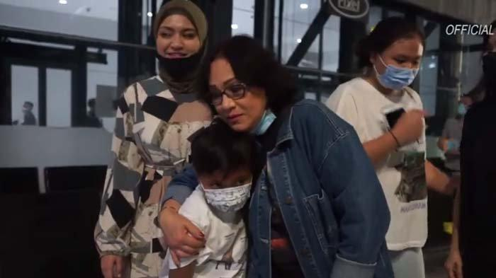Datang dari Belanda, Begini Reaksi Oma Nathalie Holscher saat Kenalan dengan Anak Sule : Cucu Unyil