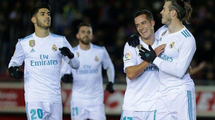 Hasil Valencia Vs Real Madrid - El Real Pesta Gol di Kandang Lawan