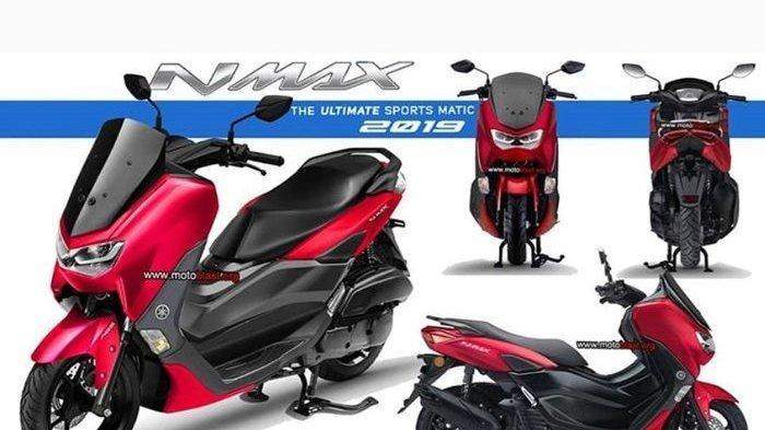 Spesifikasi Yamaha NMAX Terbaru Desember 2019, Versi ABS Dibandrol Rp 32 Jutaan