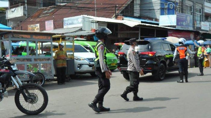 Antisipasi Kejadian Darurat, Polisi Bakal Bongkar Lapak PKL di Pasar yang Tutup Akses Jalan