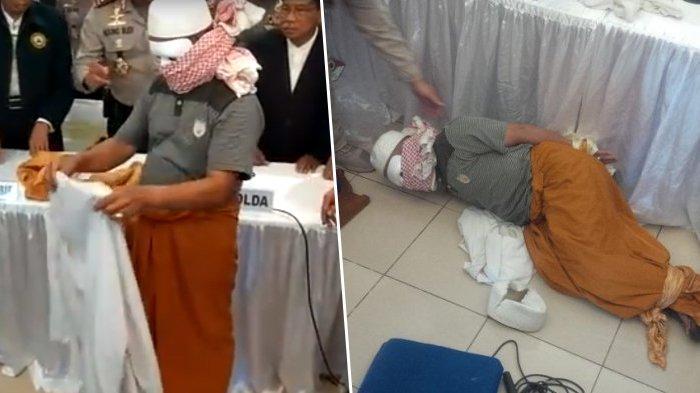 Marbot Masjid di Garut Rekayasa Dirinya Diserang Saat Subuh Demi Sang Anak, Ini 5 Faktanya