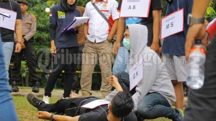 Mendekam di Lapas Paledang, Petarung Ala Gladiator di Bogor Dalami Hobinya