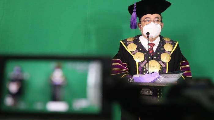 Sebanyak 815 Lulusan Universitas Pakuan Jalani Wisuda Virtual, Rektor: Jaga Nama Baik Almamater
