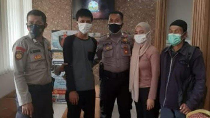 Hilang Sebulan, Gadis 18 Tahun Asal Pamijahan Bogor Ditemukan di Kota Depok