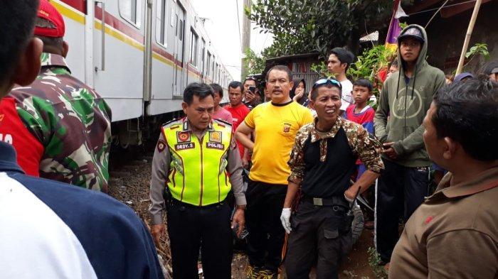 Seorang Remaja di Bogor Tewas Seketika Tertabrak Commuterline, Ini Identitas Korban