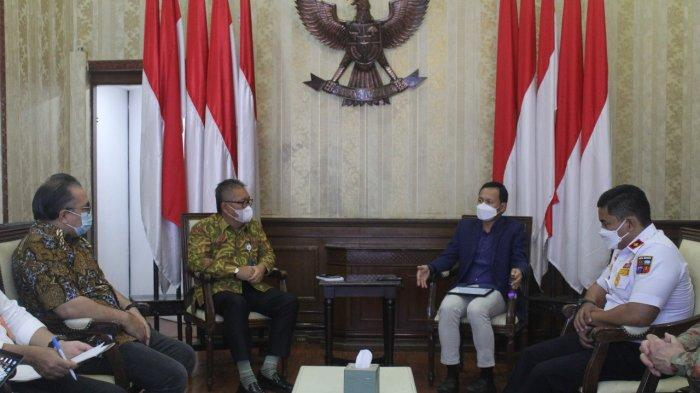 Pemkot Bogor dan PT KAI Matangkan Pendanaan dan Integrasi Trem Kota Bogor