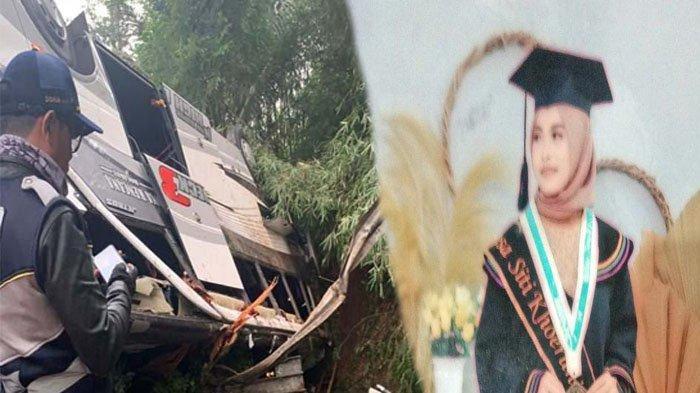 Keinginan Terakhir Guru Muda yang Jadi Korban Tewas Bus Masuk Jurang: Pak Jemput Jam Sembilan