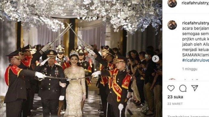 Kesaksian Tamu yang Hadiri Resepsi Pernikahan Kapolsek Saat Wabah Covid-19, Pejabat Polri Juga Hadir