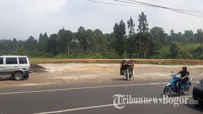 Rest Area Gunung Mas Di Puncak Bogor Mangkrak, Ini Penjelasan PUPR