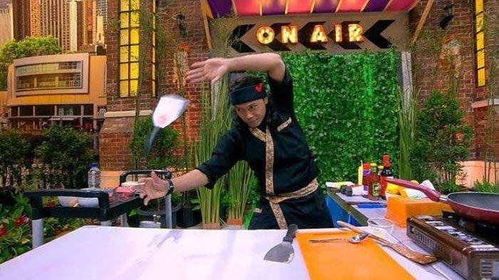 Unik ! Buka Puasa di The Alana Hotel Sentul City, Ada Chef yang Masak Sambil Atraksi Kung Fu