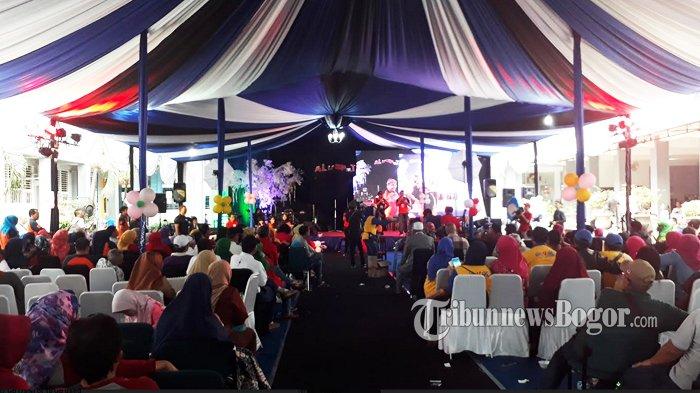 Reuni Akbar, Alumni SMPN 4 Kota Bogor Kompak Gelar Donor Darah Hingga Bakti Sosial