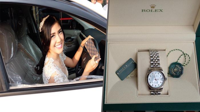 Dapat Mobil dan Jam Tangan Rp 4 M dari Kekasih, Seminggu Kenalan Rey Utami Langsung Diajak Nikah