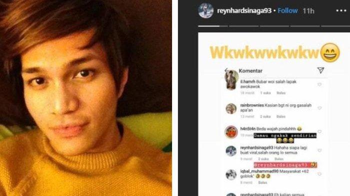 Diserang Amukan Netizen, Pemilik Akun Reynhard Sinaga: Gue Gak Tahu Apa-apa, Kalian Salah Orang