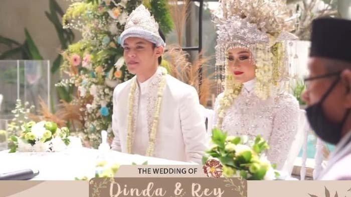 Menikah Setelah 2 Kali Bertemu, Dinda Hauw Ngaku Diajak Taaruf Rey Lewat DM Instagram