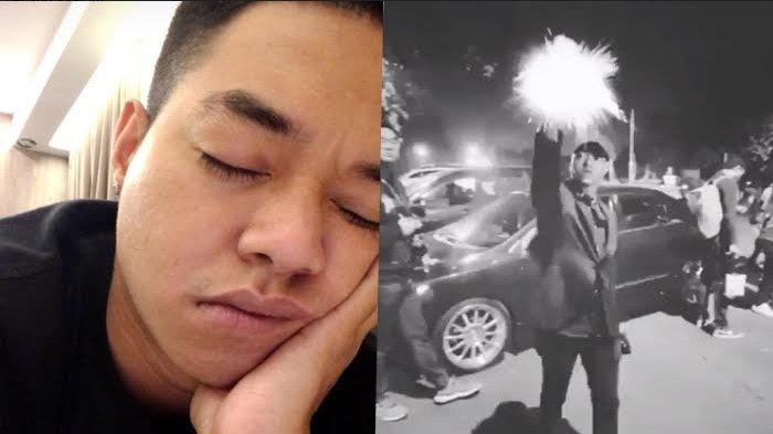 Benda Di Tangan Selebgram Ini Tiba-Tiba 'Meledak', Netizen Sampai Lihat Videonya Berkali-Kali