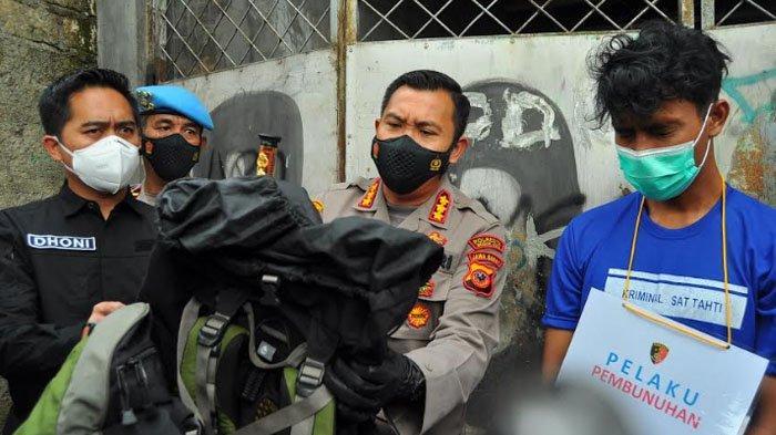 Fakta Baru Kasus Pembunuhan Berantai di Bogor, Polisi Temukan Sperma di Kemaluan Korban