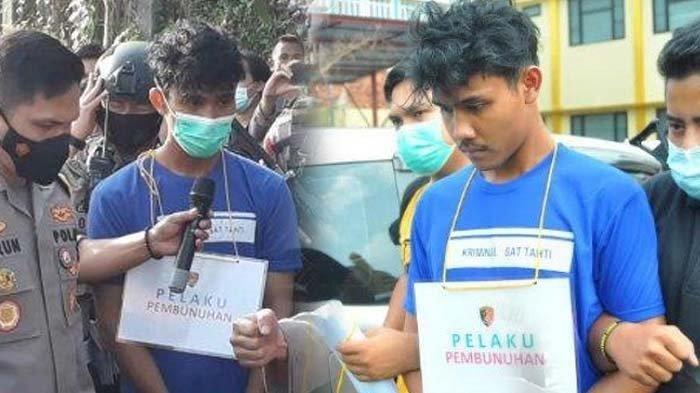 Nyali Rian Bogor Ciut Setelah Bunuh Siswi SMA, Seminggu Kemudian Habisi Janda : Sudah Gak Tahan