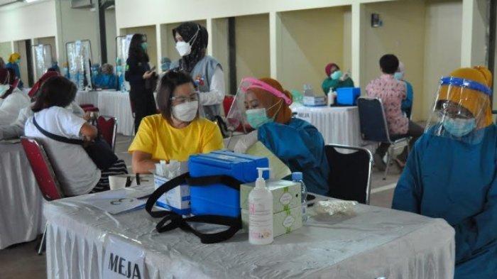 Usai Divaksin, Pedagang di Bogor Berharap Ekonomi Membaik
