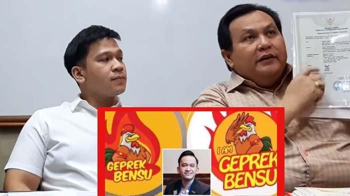 Ribut Merek Bensu dengan I am Geprek Bensu, Pengacara Ruben Onsu: Benito Jadi Benny Sujono?