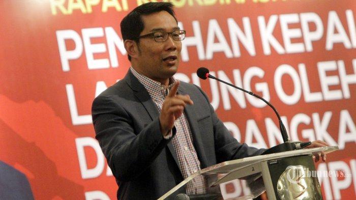 Bupati Cirebon Kena OTT KPK, Ridwan Kamil Tegaskan Tidak Boleh Lagi Ada Kepala Daerah yang Mencuri