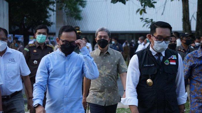 Jelang PPKM Darurat di Kota Bogor, Ridwan Kamil Minta Kepala Daerah Fokus Lakukan Sosialisasi