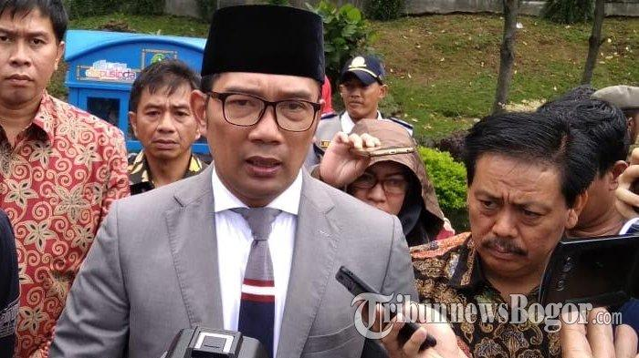 Disebut Akan Jadi Kandidat Capres 2024, Begini Tanggapan Ridwan Kamil