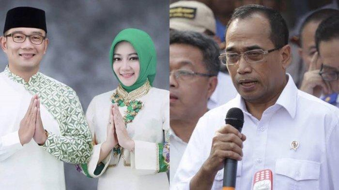 Sempat Bertemu Menhub, Ridwan Kamil dan Istri Jalani Tes Virus Corona: Alhamdulillah Kami Negatif