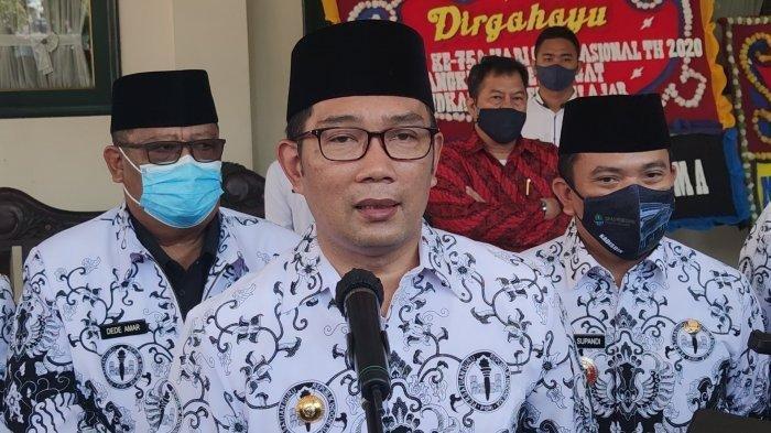 Ridwan Kamil Perpanjang PSBB Bodebek dan Bandung Raya Mulai 11-25 Januari, Akan Diterapkan WFH