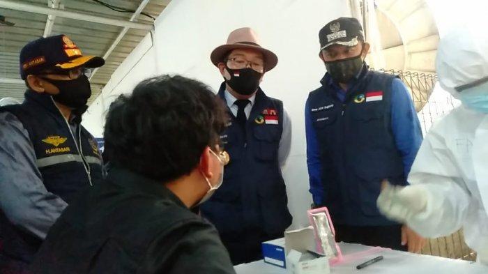 Pemprov Jabar Adakan Rapid Test Massal di Stasiun Bogor, Penumpang KRL Ditawari Ikut Tes Gratis