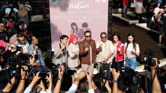 24 Februari Hari Dilan, Dibuatkan Dilan Corner di Bandung oleh Ridwan Kamil, Ini Ragam Fasilitasnya