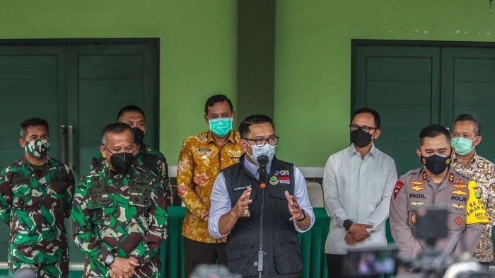 Keterisian Ruang Perawatan Covid-19 Turun, Ridwan Kamil Apresiasi Langkah Kota Bogor