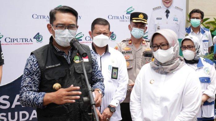 Bicara Soal Pengendalian Covid-19, Ridwan Kamil : Kita Jaga Agar Terus Terkendali