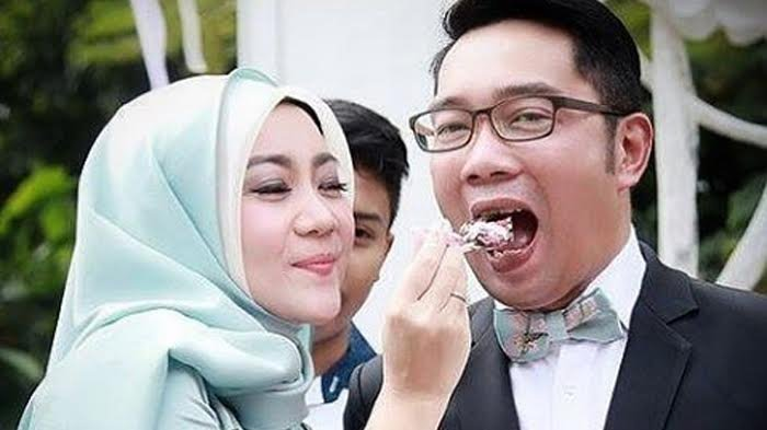 Atalia Praratya Ulang Tahun, Ridwan Kamil Hadiahi Sang Istri Rayuan Gombal