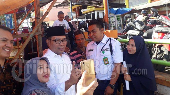 Ridwan Kamil Berharap 50 persen Suara Dari Bogor untuk Menang Pilkada 2018