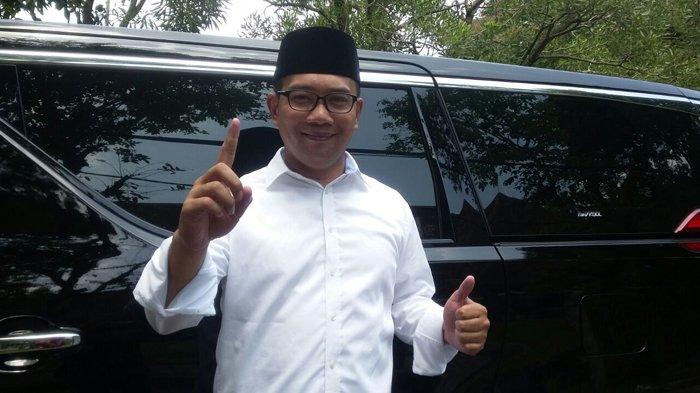 Cagub Ridwan Kamil Sebut Sebelum KPU Memutuskan Resmi, Tidak Ada Istilah Kemenangan