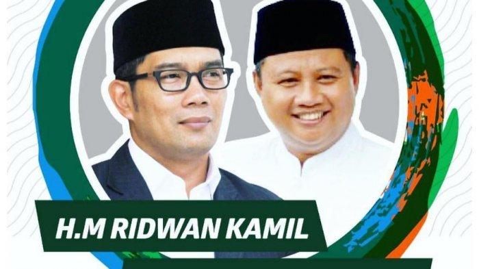 Hasil Quick Count Charta Politika Pilkada Jabar Sudah 100 Persen, Ridwan Kamil-Uu Menang
