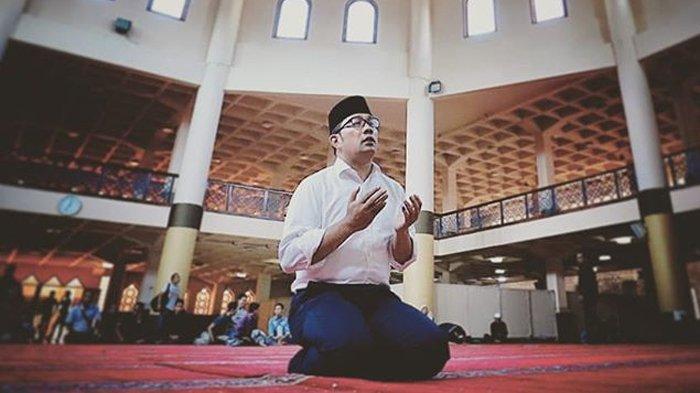 Menang di Quick Count, Ridwan Kamil: Terima Kasih Ya Allah Atas Segenap PertolonganMU
