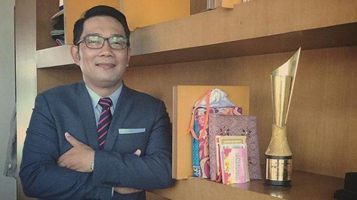 Ridwan Kamil : Jangan Dicontoh Ada Seleb Bawa TV untuk Ekspos Kehebohan Bertengkar dengan Istri