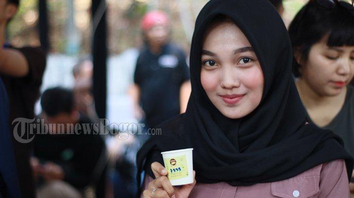 Hari Kopi Sedunia, Taman Ekspresi Sempur Kota Bogor Dipadati Pengunjung