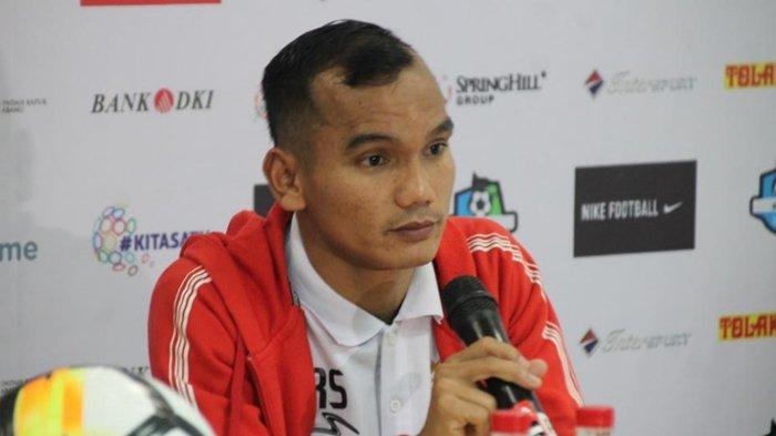 Riko Simanjuntak Siap Tampil Total di Liga 1 2020 Bersama Persija Jakarta
