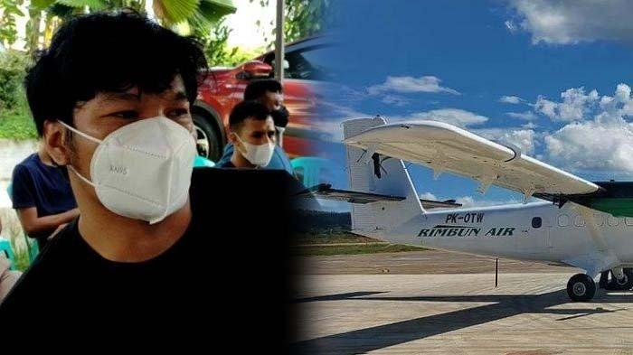 Kenangan Terakhir Anak Pilot Rimbun Air Sebelum Ayah Kecelakaan, Kapten Mirza Dikenal Dermawan